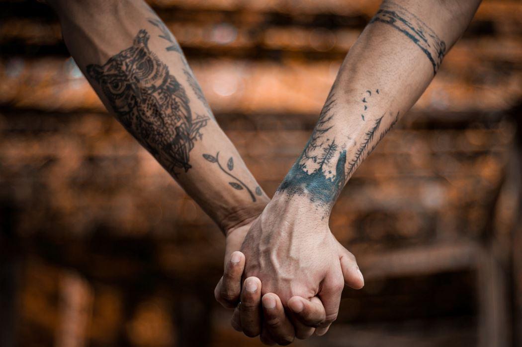 Sagen Sie Ihrem Tattoo Adieu