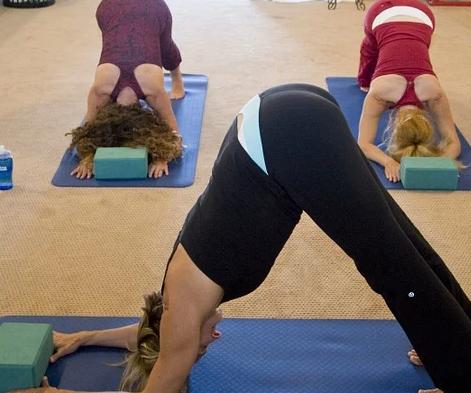 Extra für Ihr Yoga Training entwickelt