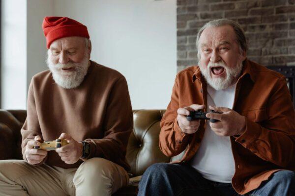 Seniorenbetreuung und eigenständig bleiben